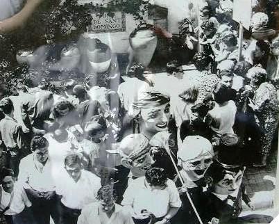Festa de Cantir a l'any 1962