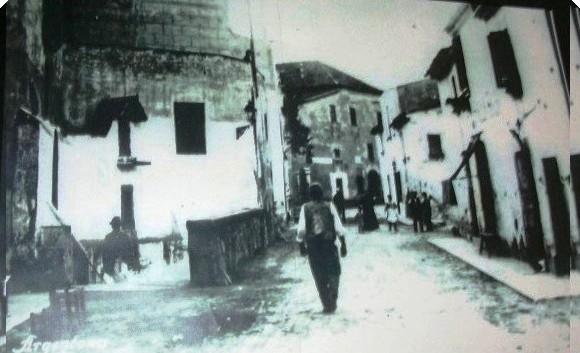 Foto de la Font de Sant Domingo 1889 (aprox.)