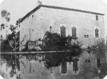 Antiga masia de Can Torre Llobera de Barcelona