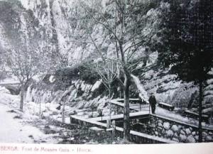 Font de Mossen Guiu - L'any 1920