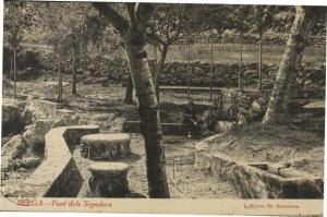 Font dels Segadors - l'any 1921