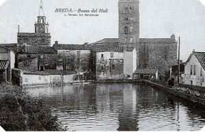 Breda, L' Antiga Bassa del Molí