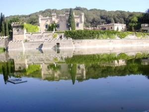 Castell i reflexa