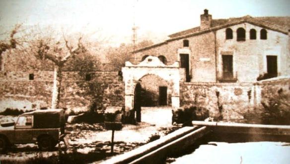 Bassa de Can Magrans de Cerdanyola de Vallès