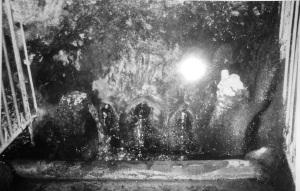 Les Fonts de la Cova - L'any 1970