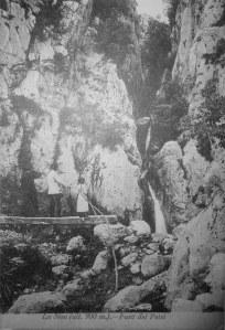 Font de Petsi - L'any 1915