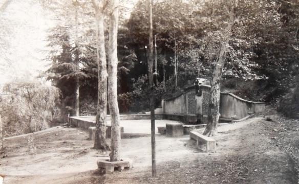 Font antiga de Sant Salvador- Any 1940