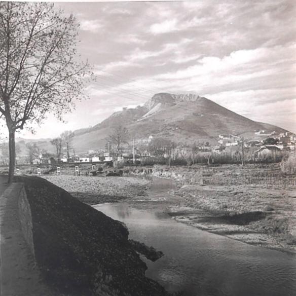Turó nde Montcada a principis del segle XX