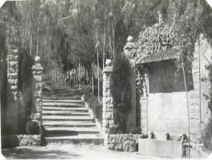 Font LLedó - Any 1954