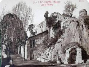 Font del Santuari de Queralt - L'any 1910