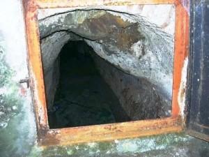 Ft Santa Margarita- Cisterna