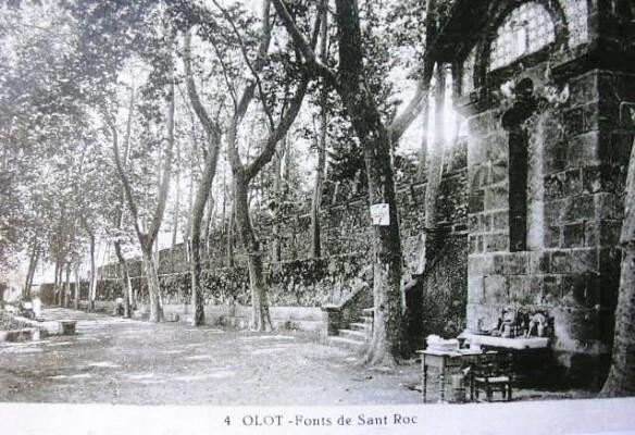Olot- Fts. St. Roc