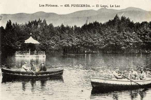 Puigcerda - Llac - Primavera