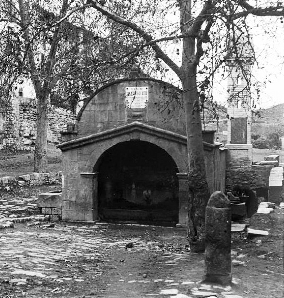 Fotografia de Josep Salvany - 1913
