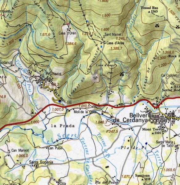 A Mapa situció
