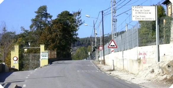 Can Tomas - Ermita Lourdes