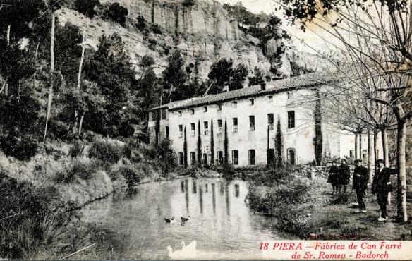 Antiga Fabrica Can Farré - Badorc