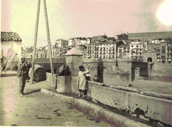 Lleida Font i abeurador