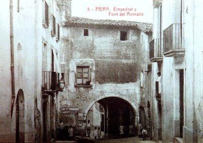 Portal i Font de Romanyar