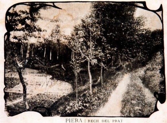 Rec de la Font del Prat