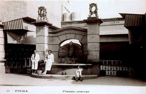 Font del Antic Mercat
