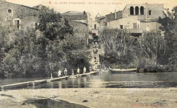 Sant Pere Pescador - Passera Riu Fluvia
