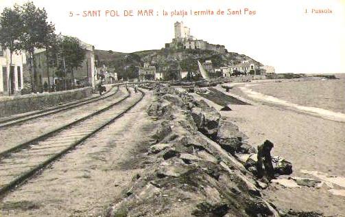 Vista 2 de Sant Pau
