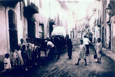 Piera fa cent anys