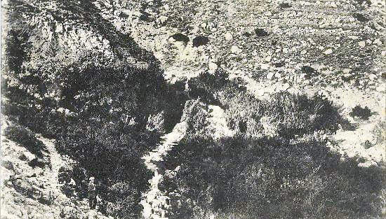 Font Bordanera - 1912