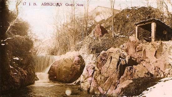 Arbucies - Gorg Nou