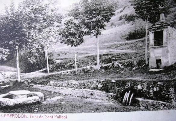 Camprodon- Ft. Sant Patllari