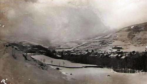 Camprodon ple de neu