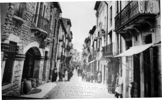 Carrer Valencia - Camprodon