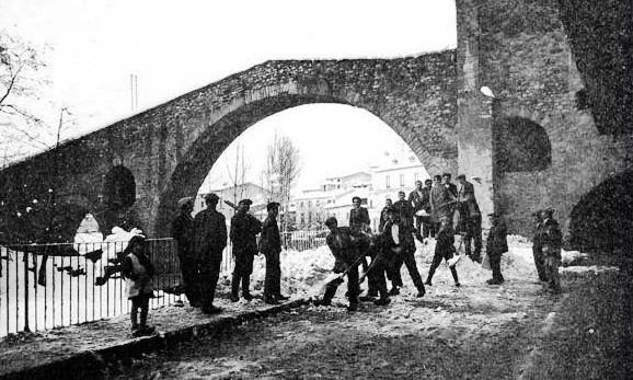 El Pont de Camprodon