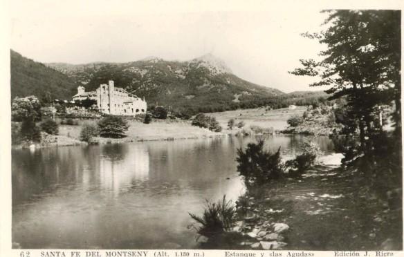 L'Estanyol -Vista Parcial - 1930