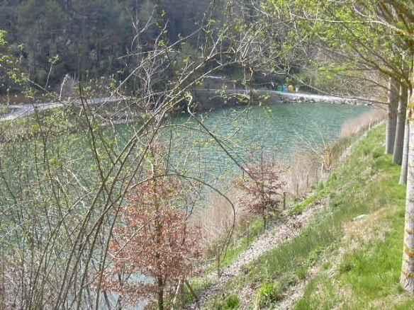 Panta de Sant Quirce - Vista Parcial