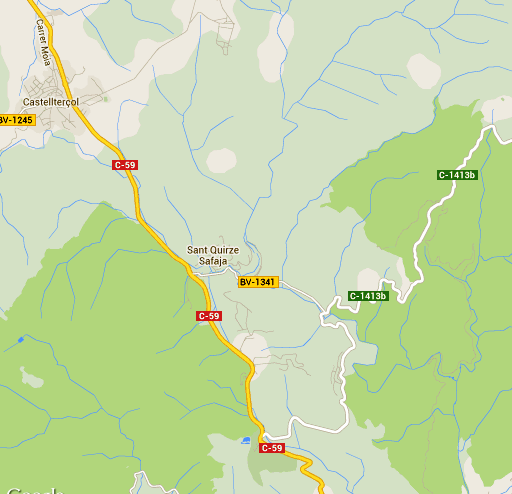 SANT-QUIRZE-SAFAJA