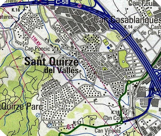Sant quirze del vall s fonts naturals aigua muntanya i m s - Tiempo en sant quirze ...