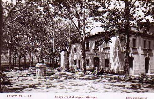 Font i Balneari 1910