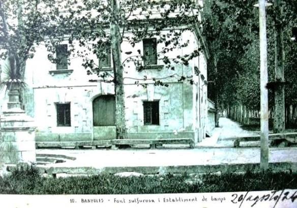 Font i Balneari - 1910