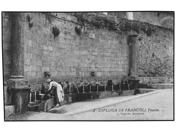 Esplugues del Francoli - La Font