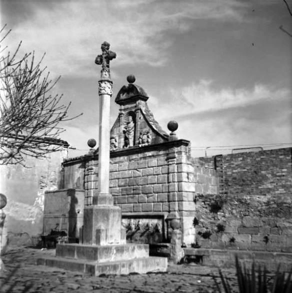 Santa Coloma de Queralt - La Font Barroca