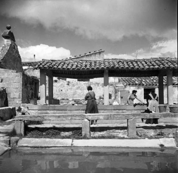 Sta. Coloma de Queralt - Safareigb- 1960