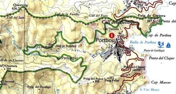 A- Mapa de Situació