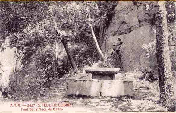 Font de La Roca - Gallifa