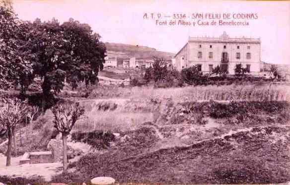 Font del Albes