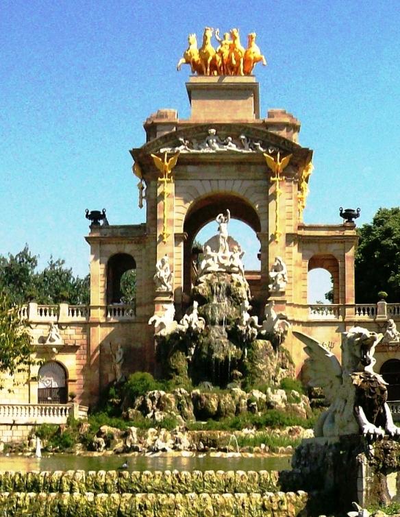Font - Monument - Cascada