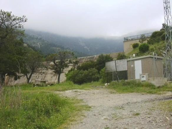 Mur exterior 3 i Zona recreativa
