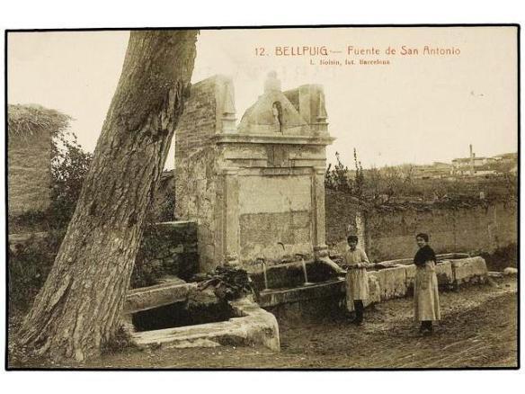 Bellpuig - Ft St Antoni