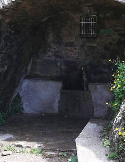 Font de Sant Marc - Sant Pere de Torello - copia